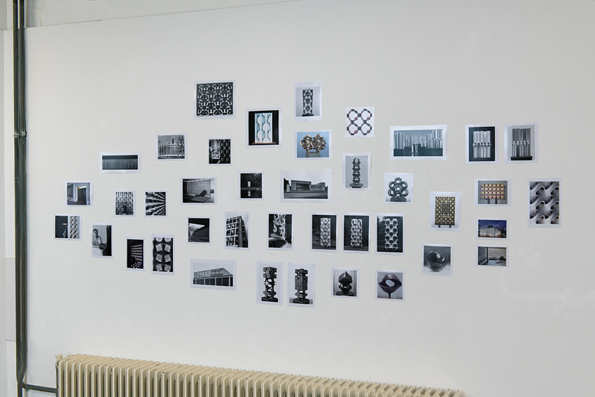 Erwin Hauer Dokumentation Clubclub Wien